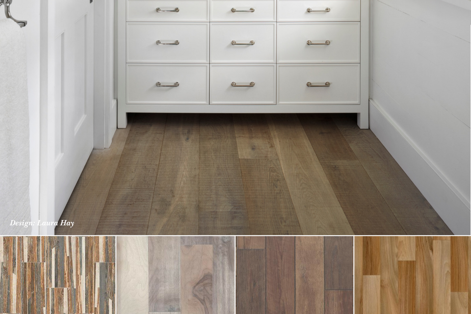 Hardwood Trends, Dual Staining Flooring, Flooring Trends
